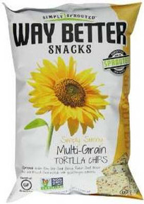 Sunny Multi Grain, 12 of 5.5 OZ, Way Better Snacks