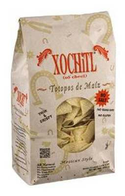 Corn, No Salt, 9 of 16 OZ, Xochitl