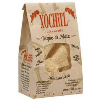 Mexican Style, Naturaly Salted, 12 of 1.5 OZ, Xochitl