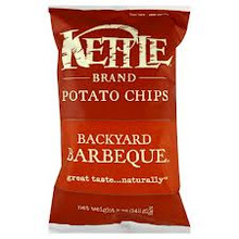Backyard Barbeque, 15 of 5 OZ, Kettle Foods