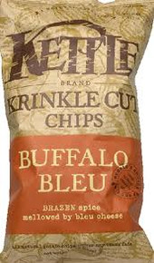 Buffalo Bleu, 15 of 5 OZ, Kettle Foods