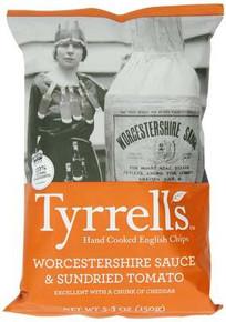Worcestershire & Sundried Tomato, 12 of 5.3 OZ, Tyrrells