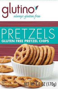 Pretzel Crisps, 6 of 6 OZ, Glutino