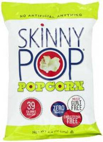 Popcorn, All Natural, 12 of 4.4 OZ, Skinnypop