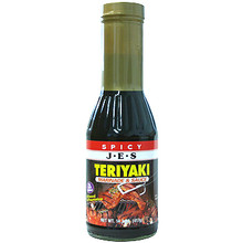JES Spicy Teriyaki 14.7 Oz  From JES