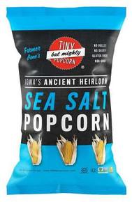 Sea Salt, RTE, 10 of 4.5 OZ, Tiny But Mighty Popcorn