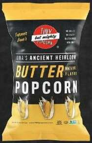 Butter, RTE, 10 of 5 OZ, Tiny But Mighty Popcorn