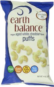 Vegan Aged White Cheddar, 12 of 4 OZ, Earth Balance