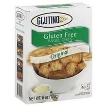 Bagel Chips, Original, 6 of 6 OZ, Glutino