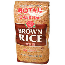Botan Brown Rice 5 lbs  From JFC