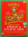 Snack Mix, Pizza, 12 of 9 OZ, Annie'S Homegrown