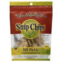Dill Pickle, 6 of 2 OZ, Wonderfully Raw
