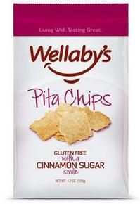 Cinnamon & Sugar, 6 of 4.2 OZ, Wellaby'S