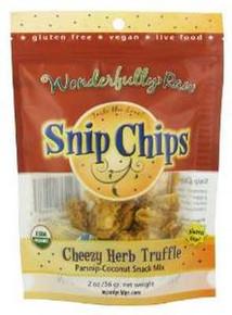 Cheesy Herb Truffle, 6 of 2 OZ, Wonderfully Raw