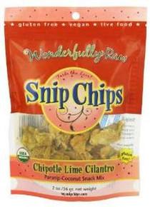 Chipotle Lime Cilantro, 6 of 2 OZ, Wonderfully Raw