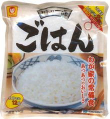 Maruchan Cooked White Rice 8.8 oz  From Maruchan