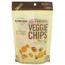 Veggie Chips, 8 of 4 OZ, Woodstock