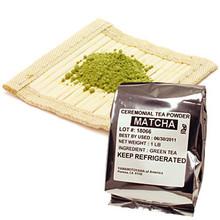 Matcha Green Tea Powder 2.2 lb  From Yama MotoYama