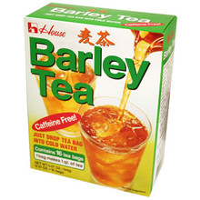 House Barley Tea 5.07 oz  From House Foods