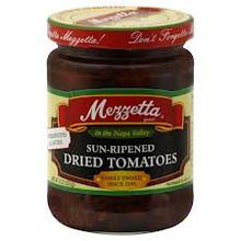 Sun Dried Tomatoes, 6 of 8 OZ , Mezzetta