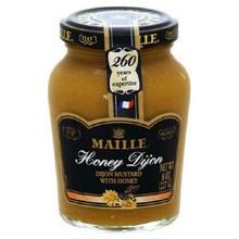 Mustard, Honey Dijon, 6 of 8 OZ, Maille
