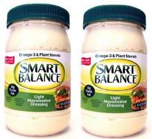 Mayo, Omega Plus, 12 of 16 OZ, Smart Balance
