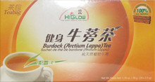 HiGlow Burdock Tea 1.76 oz  From HiGlow