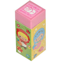 Fairy Tale Scented Eraser  From San-X