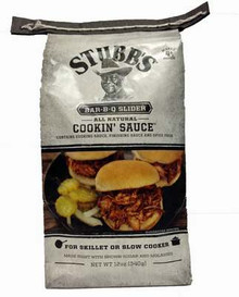 Bar-B-Q Slider, 6 of 12 OZ, Stubbs