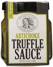 Artichoke, 6 of 4.8 OZ, Cucina & Amore