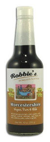 Worcestershire, 6 of 10 OZ, Robbies All Natural