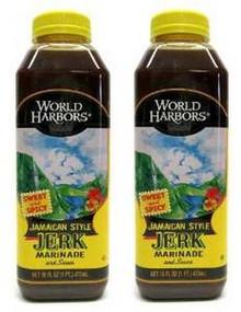 Marinade, Jamaican Jerk, 6 of 16 OZ, World Harbor