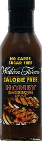 Honey Bbq Sauce , 6 of 12 OZ, Walden Farms