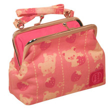 Rilakkuma Small Pink Purse  From San-X