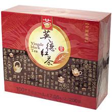 Yingde Black Tea 100 Bags 7.05 oz  From Qiandao Yuye