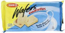 Wafers, Vanilla, 12 of 8.8 OZ, Osem
