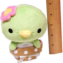 San-X Sabo Kappa Cactus 5' Plushie  From San-X