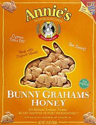 Bunny,Honey Family Size, 12 of 10 OZ, Annie'S Homegrown