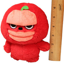 San-X Goringo Red Apple Plushie 5  From San-X
