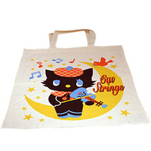 Cat Strings Tote Bag  From San-X