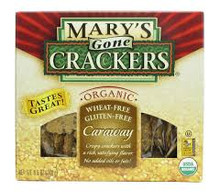 Caraway, 12 of 6.5 OZ, Mary'S Gone Crackers