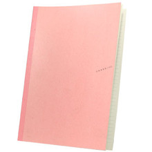 Large Pink Apica Notebook 10x7 in  From Apica
