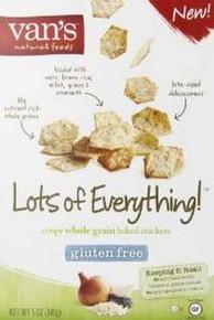 Lots Of Everything, GF, 6 of 5 OZ, Van'S International Foods