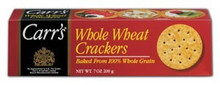 Whole Wheat, Bite Size, 12 of 7 OZ, Carr'S