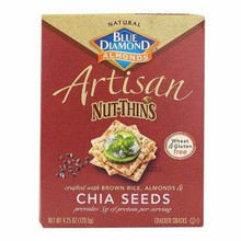 Artisan, Chia Seed, 12 of 4.25OZ, Blue Diamond