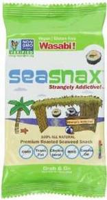 Wasabi Grab & Go, 24 of 0.18 OZ, Seasnax