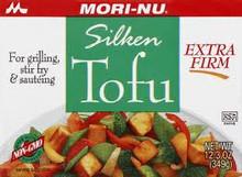Tofu, Extra Firm, 12 of 12.3 OZ, Mori-Nu