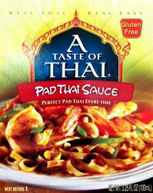 Pad Thai Sauce, 6 of 3.25 OZ, A Taste Of Thai