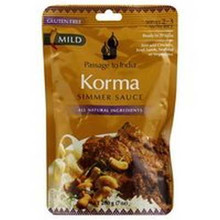 Korma, 6 of 7 OZ, Passage To India