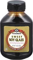 Sweet Soy Glaze, 9 of 11.8 OZ, Kikkoman International Inc